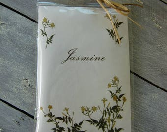 Jasmine scented sachet