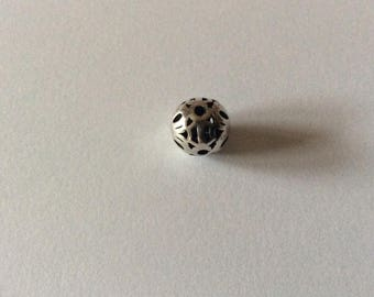 Pearl round 10mm 925 sterling silver