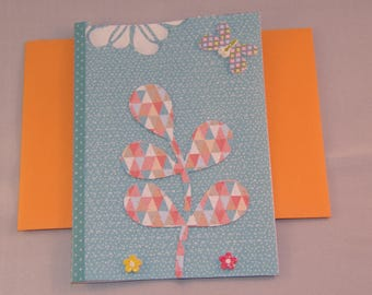 Handmade card and envelope for all occasions