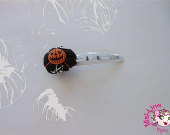 01 PUMPKIN HAIR CLIP