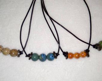 Ceramic neck Choker necklaces