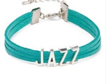 Jazz Bracelet - 55 Light Blue