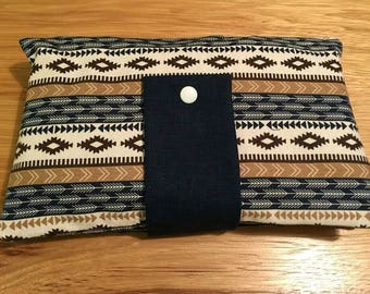 Woodland Theme Diaper clutch