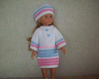 clothes for dolls of 32/33 cm (dress & Hat) suitable for sweethearts