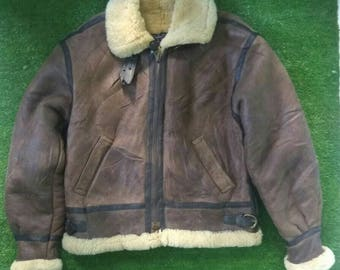Bomber military clothing air force jacket