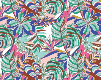 Aloha Hawaiian Bliss from Blend Fabrics
