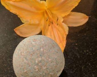 Fizzy Lavender Bath Bomb