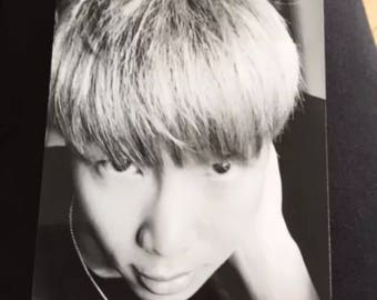 BTS Rapmonster Photo