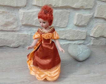 Marquise articulated doll