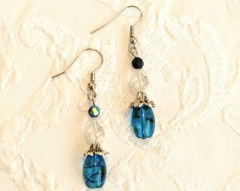 Turquoise/Silver earrings