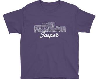 Youth Size Hometown Tee, Jasper