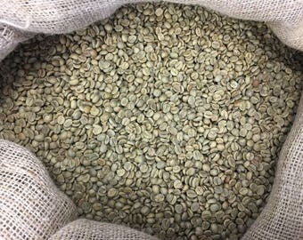 Brazil Mogiana (Natural) - Unroasted Green Coffee Beans