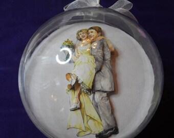 Big ball for wedding room decoration