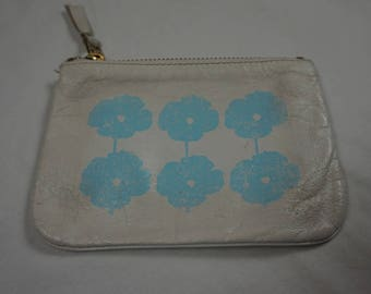 Vintage Comme des Garcons Jingle Flowers Wallet Pouch