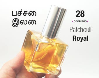 Patchouli Royal Perfume Spray OM No 28