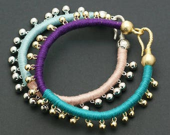 Mini Ball Thread Bracelet