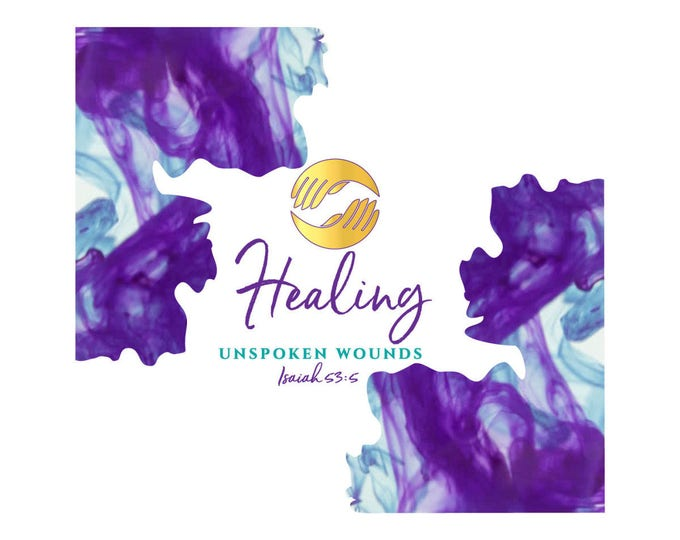 Featured listing image: Rose Gold Logo, Water Colour Logo, Hand Drawn Painted Logo, Full Branding Design, Branding Design, Photo Logo