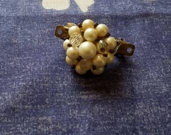 Vintage Jewelry Barrette