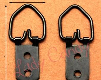 10 metal #120091 ties hook fastening for frame mirror painting canvas painting
