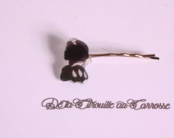 Fairy tale Princess hair clip