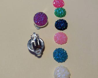 Earrings with multiple choice