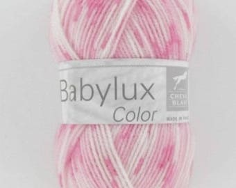wool white horse - BABYLUX COLOR No. 403