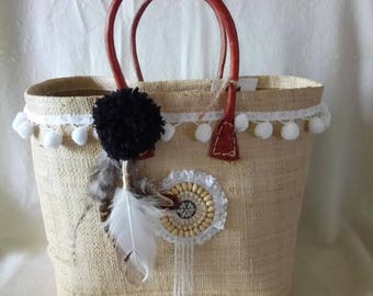 A BASKET STYLE FOR SUMMER