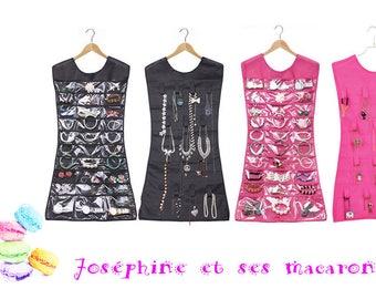 Black 1 jewels dress display/storage