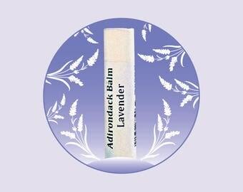 Adirondack Lavender Lip Balm