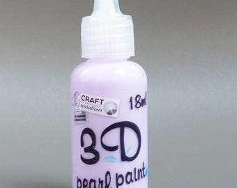 tube of paint 3ds 18 ml purple Pearl effect