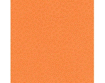 orange pattern States faux patchwork fabric star