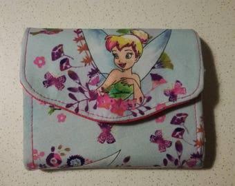 Tinkerbell design purse