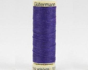 Fil à Coudre Polyester Violet  n. 810 Gütermann