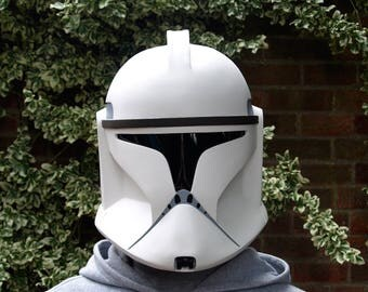 Star Wars Clone Trooper Phase I Helmet - Made to order -