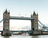 Tower Bridge Blank Greeti...