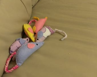 Catnip Toy Mouse