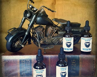 Pipe Scented Beard Oil, Beard Oil, Men's Grooming, Beard Care, Beard Conditioning, For Him, Gifts For Him, Beard, Beard Grooming