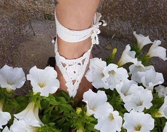 Tribal barefoot