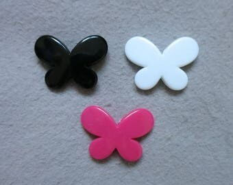 Pearl Butterfly 28 mm