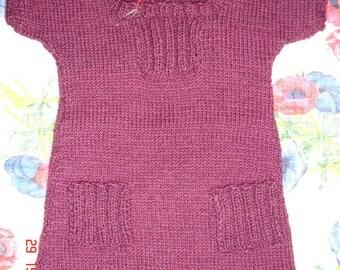 Dress size 6 months