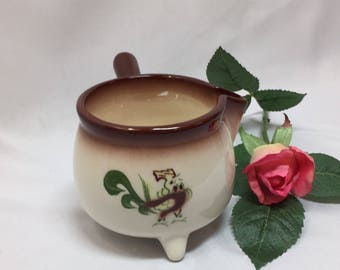 Brock of California Chanticleer Gravy Small Pitcher Creamer