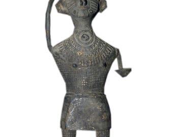 Brass Trible -Sculpture Metal Sculpture BY HappyseasonBoutique