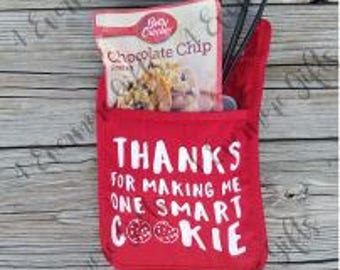 Thanks For Making Me One Smart Cookie Gift Set