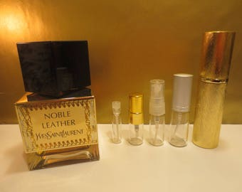 Yves Saint Laurent - Noble Leather 1-10ml travel samples