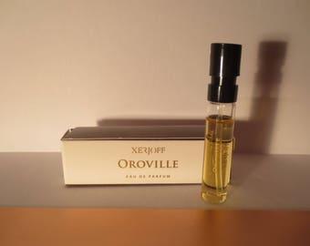 Xerjoff Oroville 2ml sample.