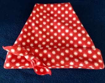 A Twist on the classic Rosie the Riveter Bandana! Plain and simply fun! Show everyone YOU have the Power of Rosie!
