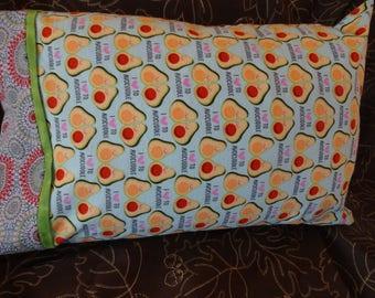 Avocuddle Pillowcase