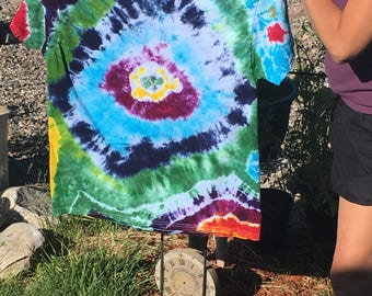 Ice Dye XL bright & fun