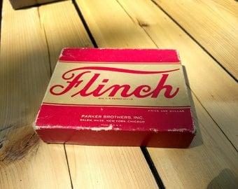 Flinch Card Game, 1938