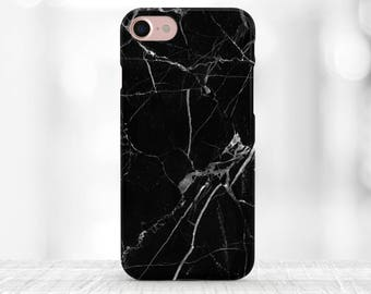 Black Marble iPhone 7 Case Marble iphone 7 plus case iPhone 7 covers, marble phone cases hipster iPhone 6s case iPhone 7+ cases marble s8+